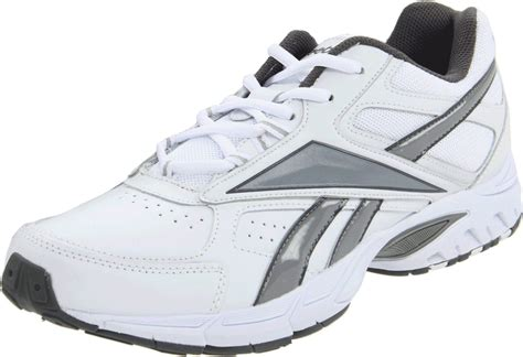 work out shoes for flat reebok mens infrastructure cross shoe in white