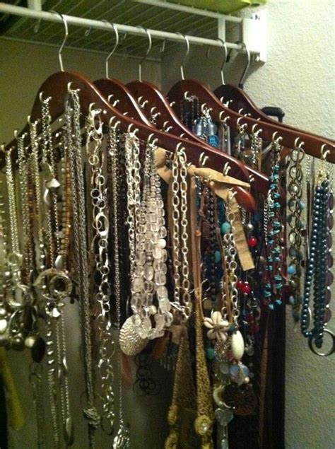 Jewelry Closet by Picture Of Simple Yet Supper Effective Jewelry