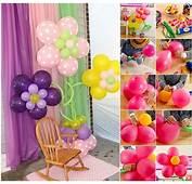 Lovely Balloon Decorations  Home Design Garden