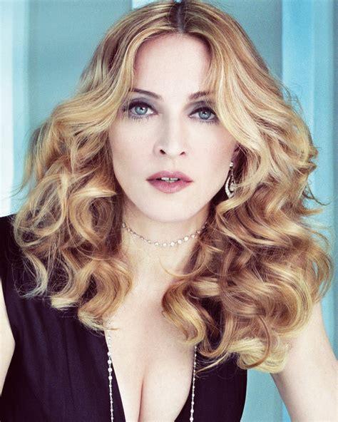 Or By Madonna Madonna 161 Fan De Justin Bieber