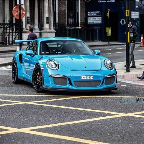 miami blue porsche gt3 rs miami blue gt3rs porsche gt3 rs