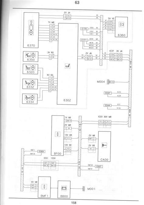 xantia wiring diagram wiring diagram and schematics