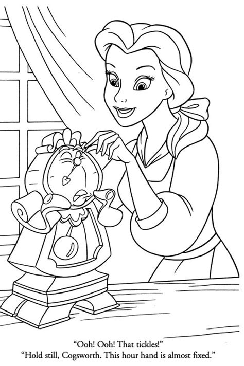 baby belle coloring pages free coloring pages of baby belle