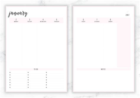 weekly planner 2018 weekly planner portable format salmon polka dots with gray modern lettering cover daily weekly monthly calendar stress relief mindfulness antistress books free printable irma 2017 weekly planner eliza ellis