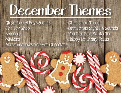 kindergarten themes december image gallery december themes