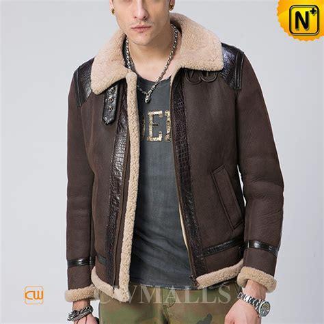 b 3 bomber jacket vintage sheepskin b 3 bomber jacket cw857188