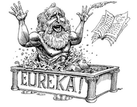 archimedes bathtub story arqu 237 medes y el problema de la corona de oro del rey hier 243 n