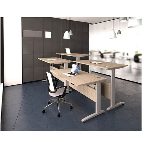 Height Adjustable Office Desk by Hwk Tradition Electric Height Adjustable Desk Allard
