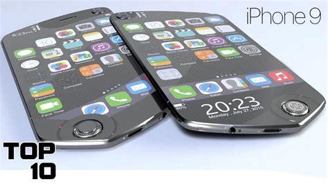 top 10 iphone 9 leaks rumors