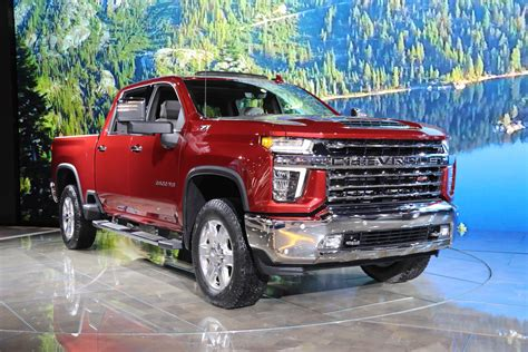 Chevrolet For 2020 by 2020 Silverado Hd Custom Photo Gallery Gm Authority