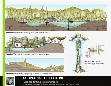 Landscape Arch Elevation Landscape Architecture Portfolio By Page 20