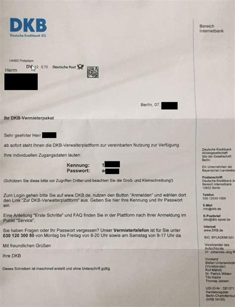 dkb bank immobilien dkb vermieterpaket erfahrungen volle kontrolle f 252 r vermieter