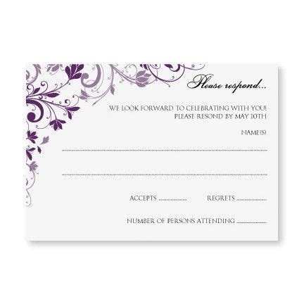 free printable wedding rsvp card templates 1381 best wedding invites images on