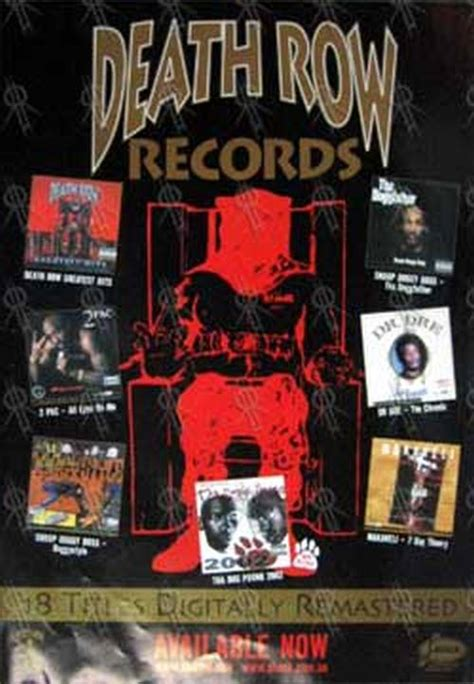 Row Records Poster Row Row Records 18 Albums Remastered Promo Poster Posters Regular