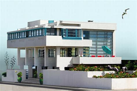 lovell beach house iconic modern architecture rudolff schindler s 1926