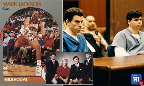mark jackson menendez brothers card for sale home daily mail online