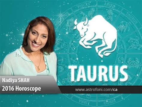 new year 2016 horoscope taurus taurus 2016 year ahead horoscope by nadiya shah asurekazani