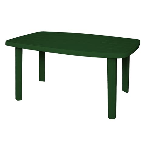 table jardin table pvc jardin