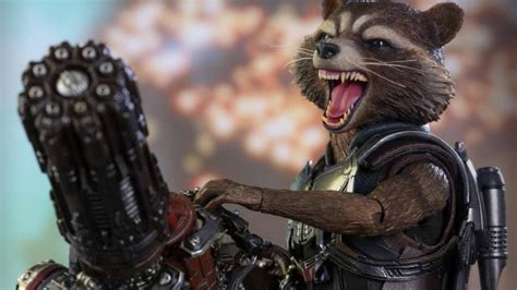 Toys Cosbaby Rocket Raccoon Guardians Of The Galaxy Vol 2 rocket raccoon from guardians of the galaxy vol 2