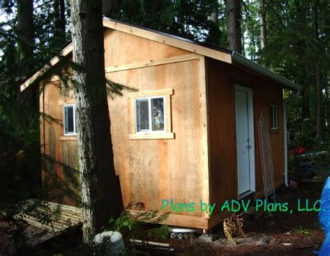 shed plans     cost  build   shed