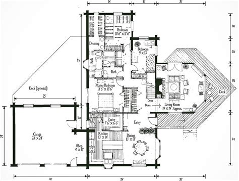 rear view home plans house design plans