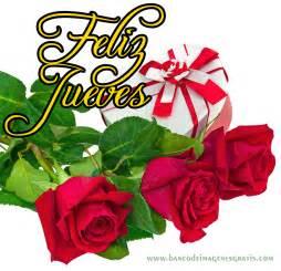 feliz jueves con rosas jpg banco de im 225 genes postales con mensaje quot feliz navidad quot y