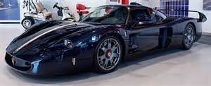 How Many Maserati Mc12 Were Made Maserati Mc12 One Of Only 55 Produced For Sale As New Cars