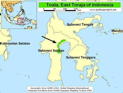 toala  indonesia ethnic people profile