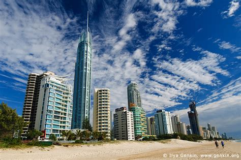 wallpaper warehouse gold coast skyscrapers on surfer s paradise beach print photos