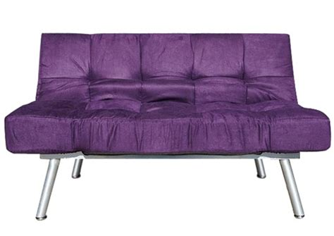 cheap college futons the college cozy sofa mini futon purple dorm furniture