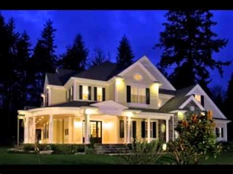 outdoor home lighting design exterior home lighting design ideas youtube