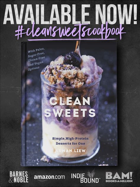 Clean Sweets Cookbook It S Here