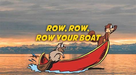 row your boat children s song lyrics row row row your boat free karaoke nursery rhymes