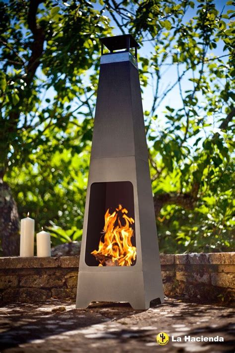 Large Contemporary Chiminea by Best 25 Contemporary Chimineas Ideas On