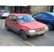 1993 Peugeot 205 Style D  A Proper Old Banger With Not