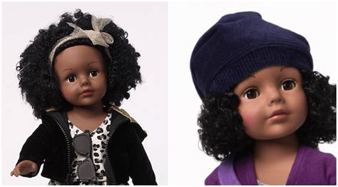black doll with hair 4 places to find black dolls with hair black