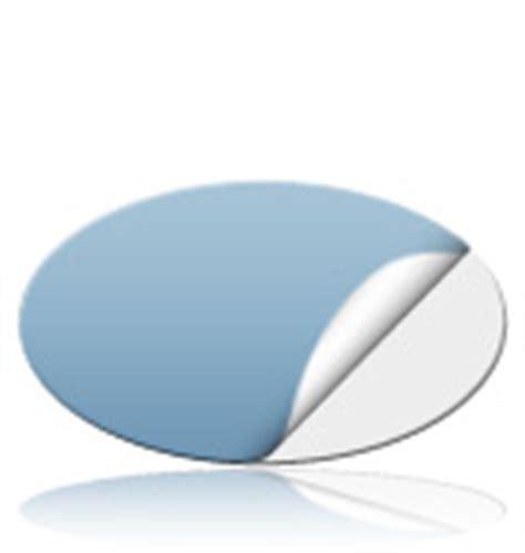 Aufkleber Druck Oval by Aufkleber Druck Sicherheitsfolie Formen Bestellen Und Drucken