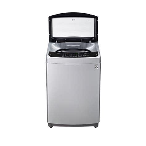 Mesin Cuci Lg Kapasitas 20 Kg jual lg mesin cuci top loading 10 5 kg t2350vsam