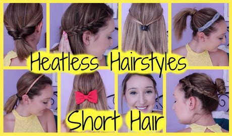 hairstyles for school year 6 8 easy hairstyles for school