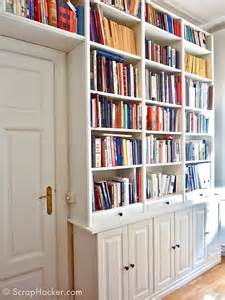 Ikea Hack Bookshelves Ikea Hack Wall Unit Home Decoration
