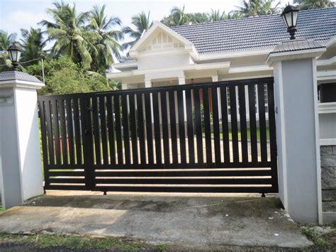 img modern door gate design gates  homes garden
