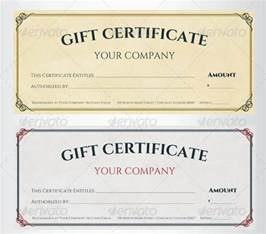 reward certificate templates sle gift certificate template 48 documents
