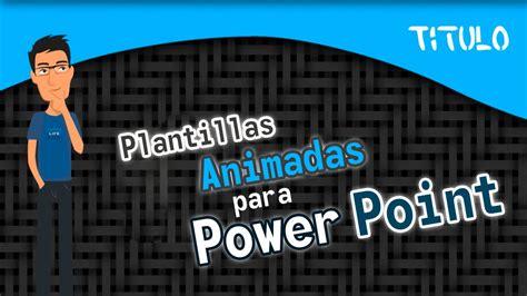 plantillas para presentaciones power point gratis