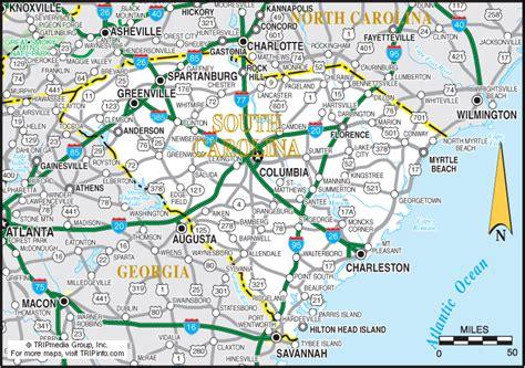carolina road map south carolina road map megan fox buzz