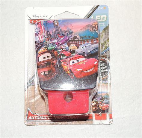 lightning mcqueen night l new disney pixar cars night light nite led lightning