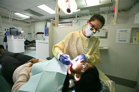 smith housekeeping email dental hygiene senior student gain real live experience in clinic the wichitan