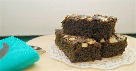 cara membuat brownies kukus green tea resep brownies panggang choco green tea oleh wulan