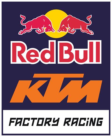 Red Bull Aufkleber Ktm by Logo Ktm Red Bull Factory Racing Png Png Motor Cross