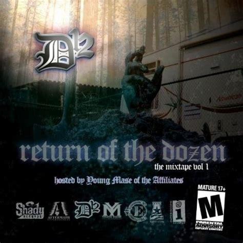 eminem kings never die mp3 return of the dozen the mixtape volume 1 d12 mp3 buy