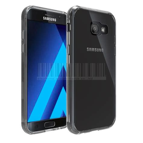 Samsung A5 2017 Tpu Rugged Armor Caseology Soft Bumper hybrid tpu clear shockproof bumper cover for samsung